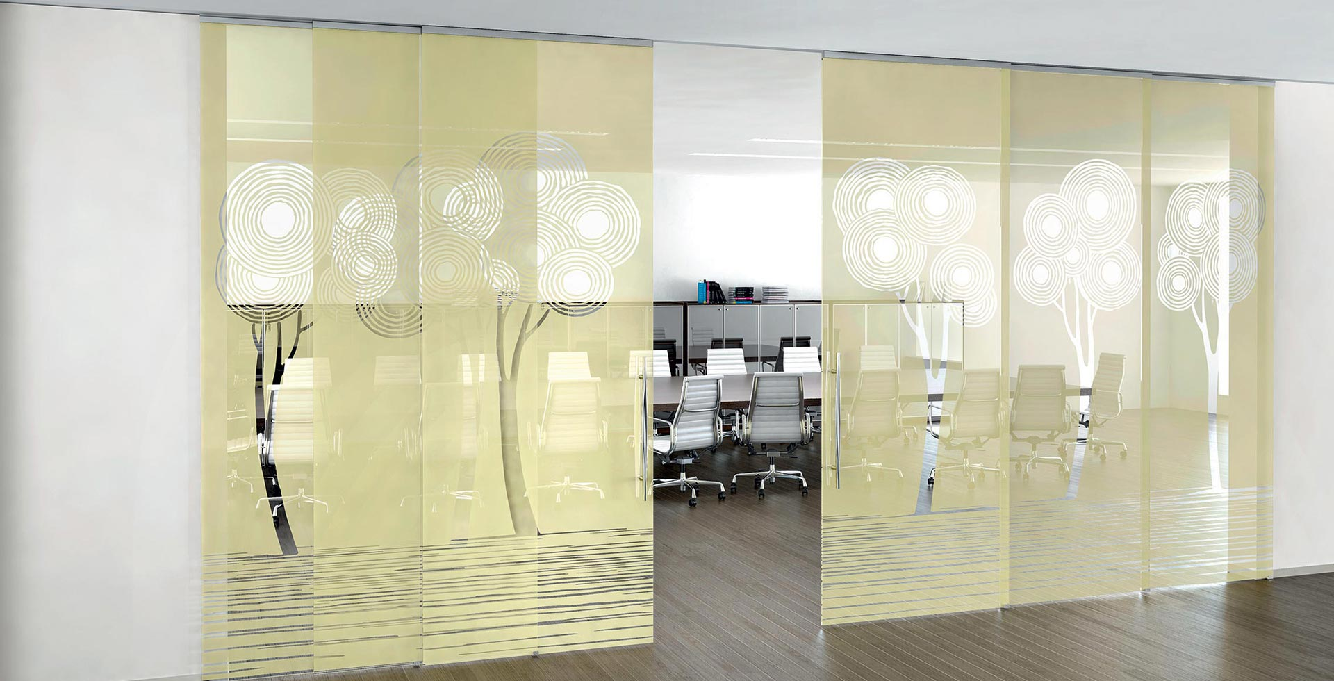 Oltre Il Soffitto Di Vetro : Le tende veneziane esterne e interne al vetro tra design e tecnologia
